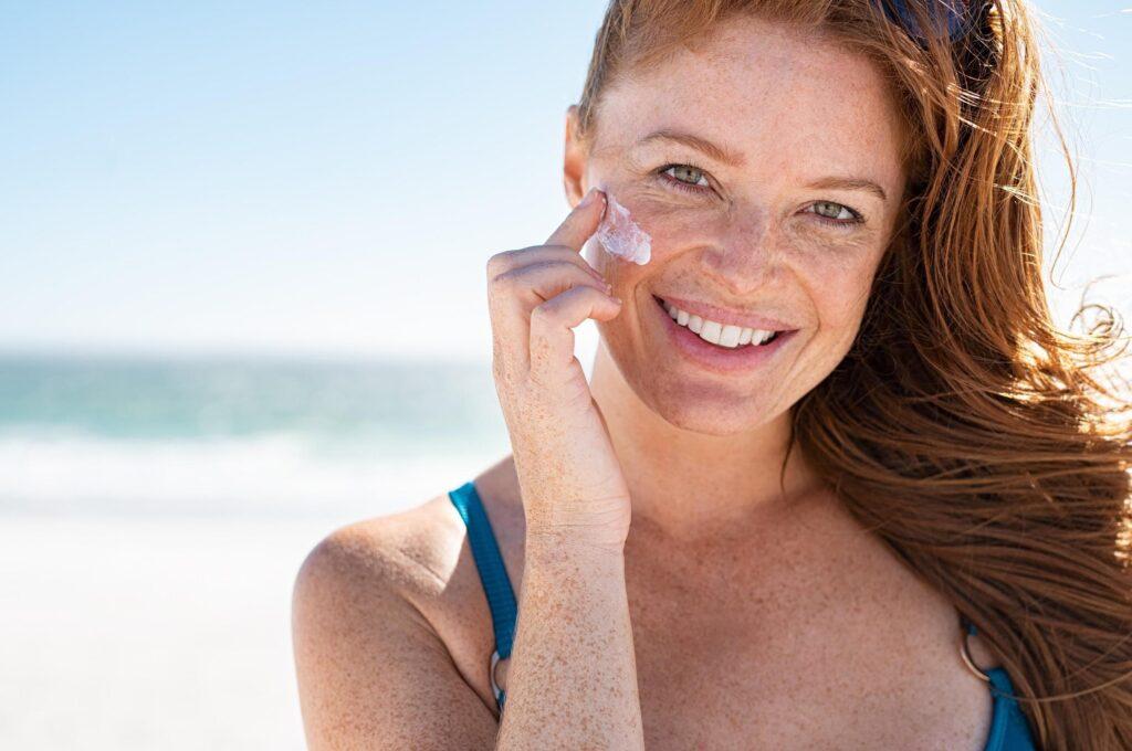 câncer de pele proteção
