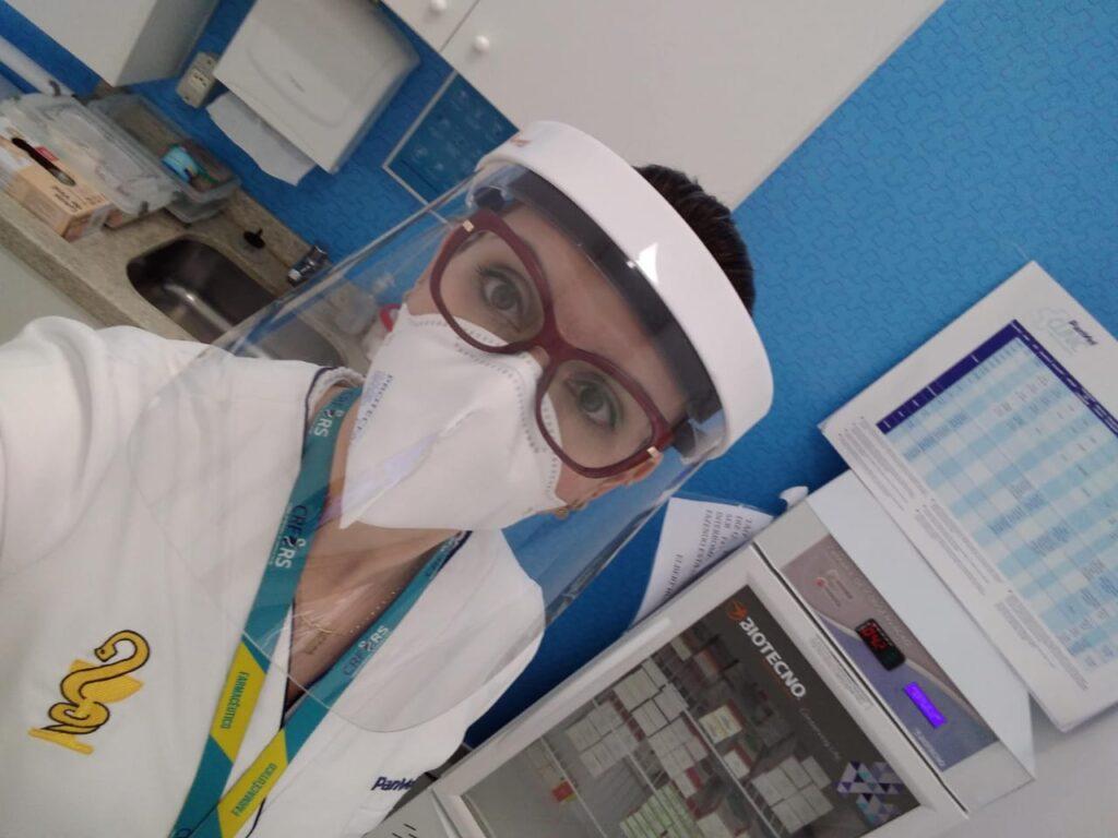 Joseane Lorenzet,  Dia do Farmacêutico
