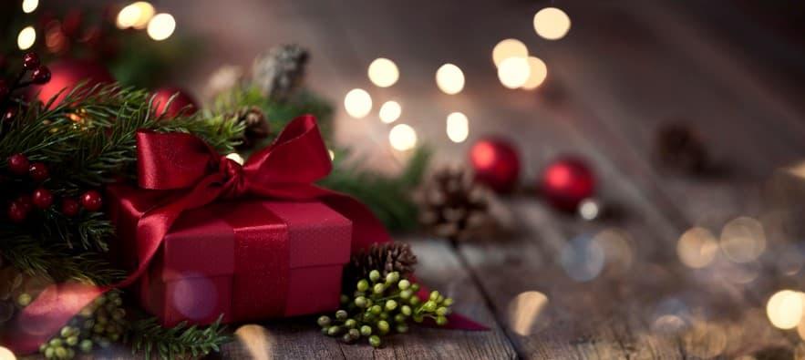 Opções de presente para o Natal Cinco opções de presente para não esquecer de ninguém no Natal
