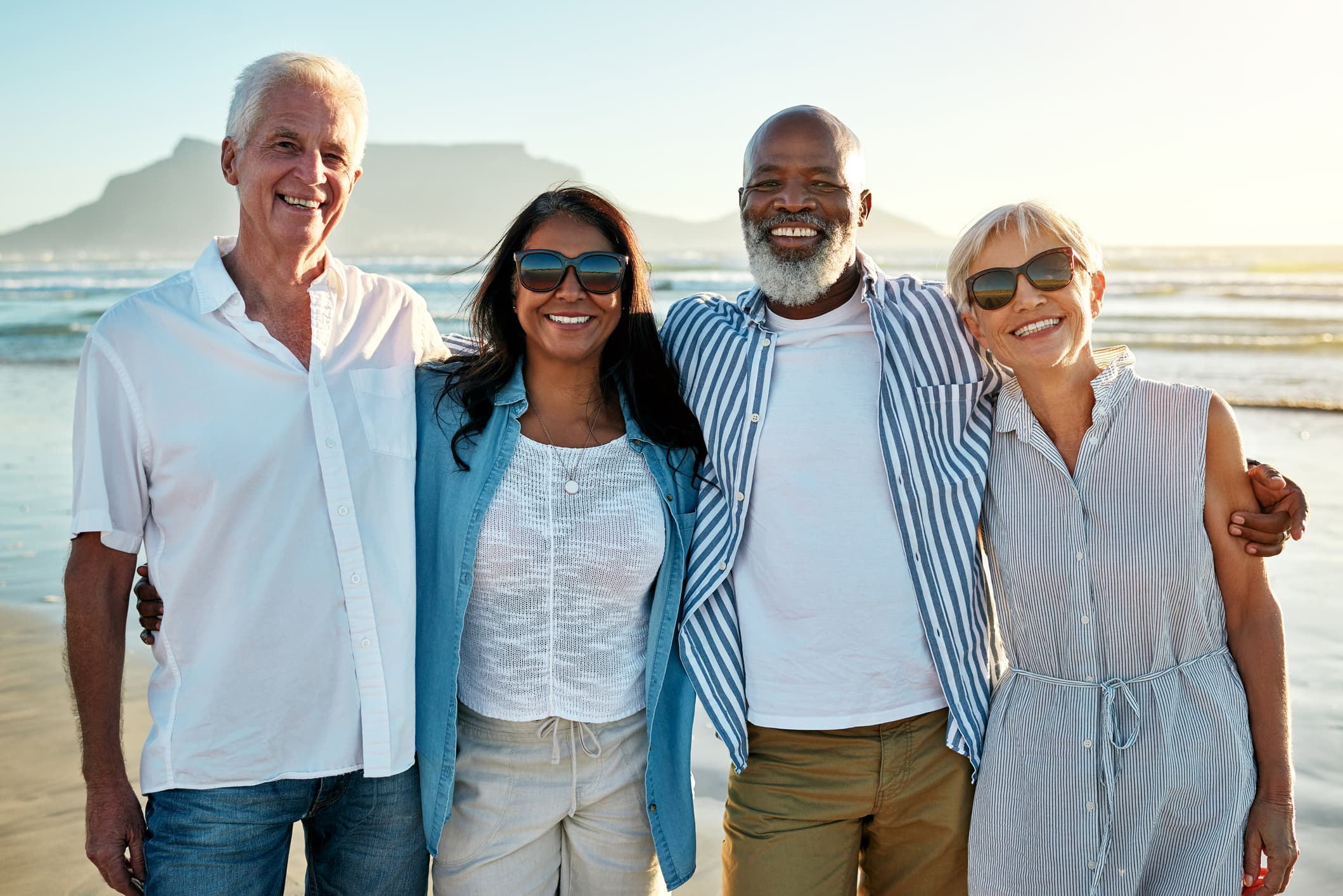 Envelhecimento saudável para viver com qualidade de vida