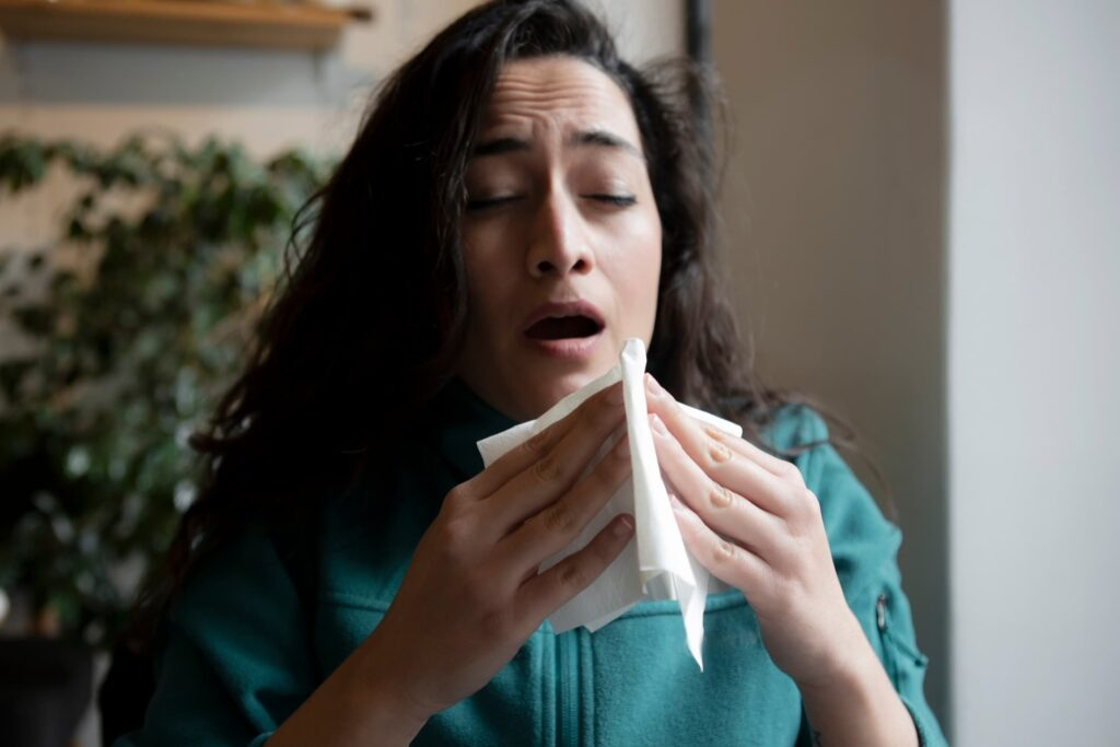 alergias de pimavera