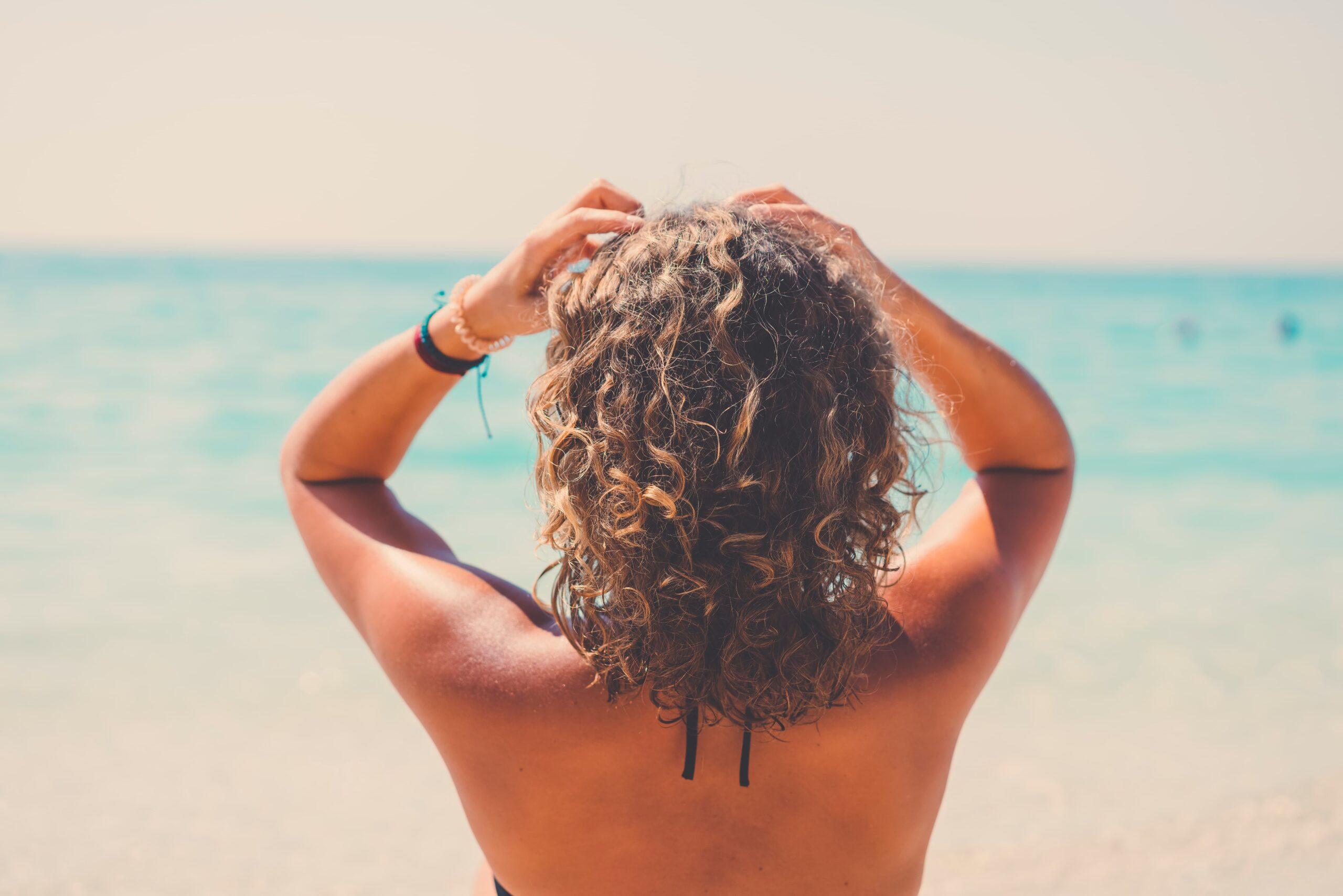 Cuidados com o cabelo no verão