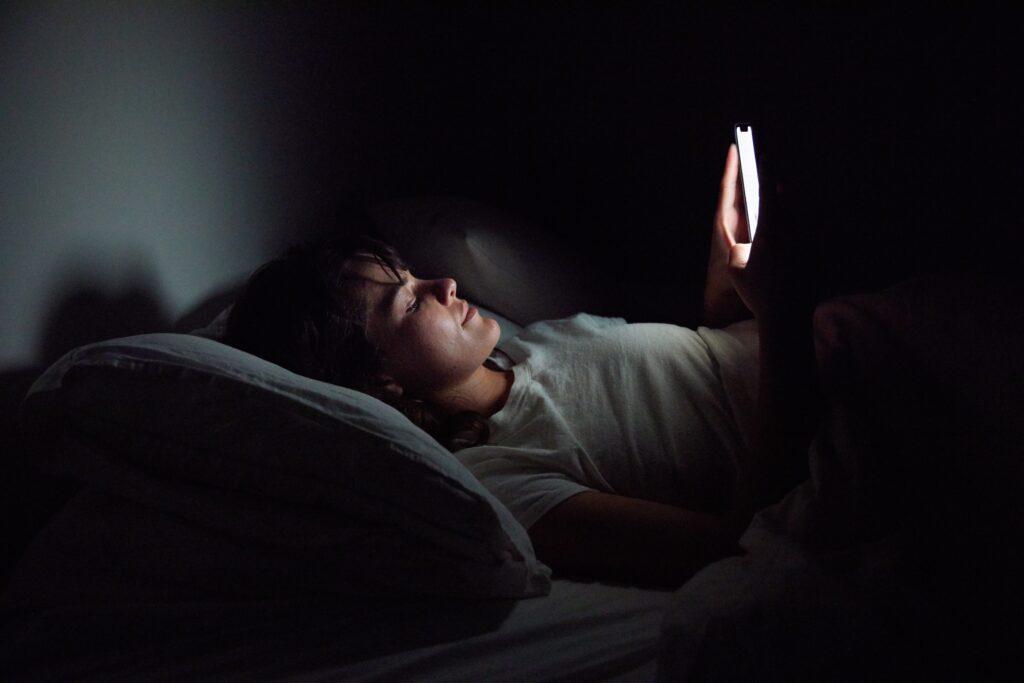 Higiene do sono celular