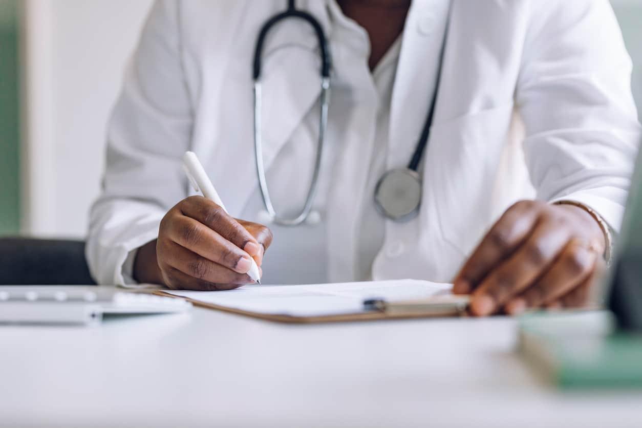 Retenção de Receitas - Médico